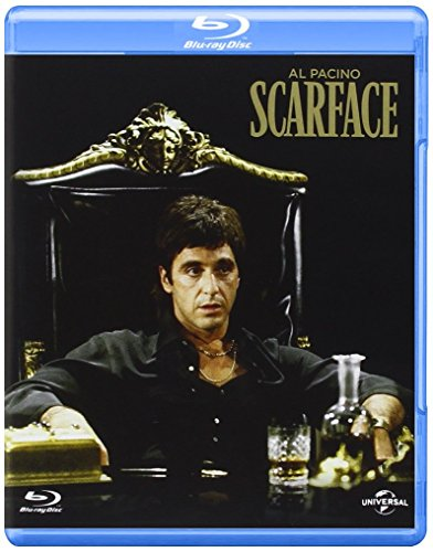 scarface (1983) (se) (2 blu-ray) blu_ray Italian Import