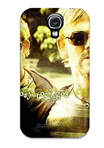 Shock-dirt Proof Dominic Monaghan Charlie Pace Green Black Multiple Emmy Awardwinning Oceanic Air Flight Pacific Isla People Movie Case Cover For Galaxy S4
