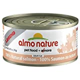 Almo Legend Salmon Can Cat Food by Almo Nature