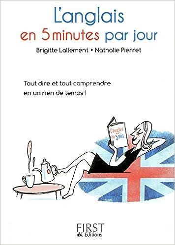 Petit Livre De L Anglais En 5 Minutes Par Jour Le Petit