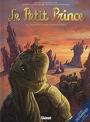 Le petit prince, tome 8 : La planète des carapodes