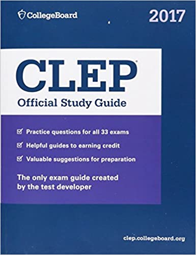 Do it yourself degree how to earn your bachelors degree in one clep official study guide 2017 solutioingenieria