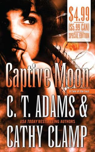 book cover of Captive Moon