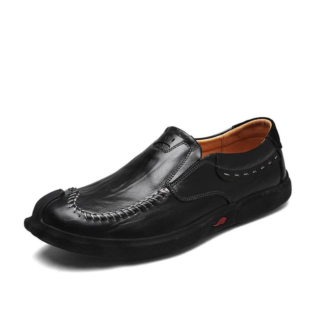 XUE 2018 Herrenschuhe Leder Frühling Herbst Komfort Sportschuhe Loafers & Schuhe Slip-Ons Fahren Schuhe & Wanderschuhe Casual Outdoor Sport 793b28