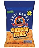 chili fries chips - Andy Capp Cheddar Fries, 3-Ounce Bags (Pack of 35)