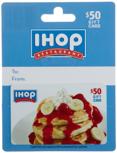 IHOP Gift Card $50 - E-gift Shop