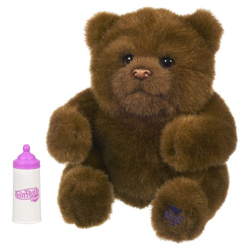 Furreal Baby Luv Cub Brown Bear
