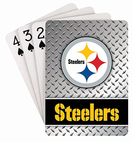 (NFL Pittsburgh Steelers Playing Cards)