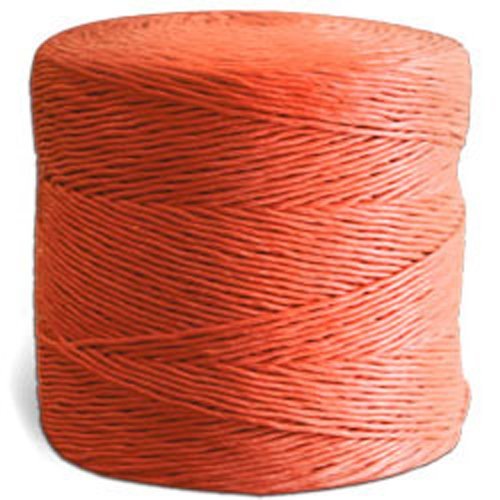 CWC Synthetic Big Baler Polypro Twine (7000' - 320 Knot, Orange)