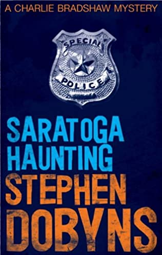 book cover of Saratoga Haunting