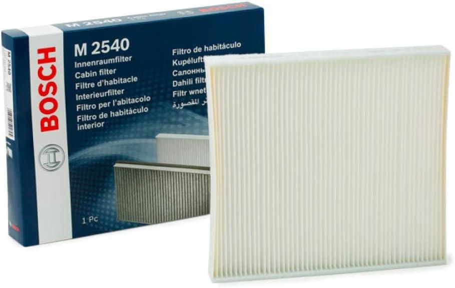 Aria abitacolo Bosch 1 987 432 540 Filtro