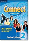 [Connect Level 2 Teacher's Edition (Connect (Cambridge))] [Author: Richards, Jack C.] [October, 2009]