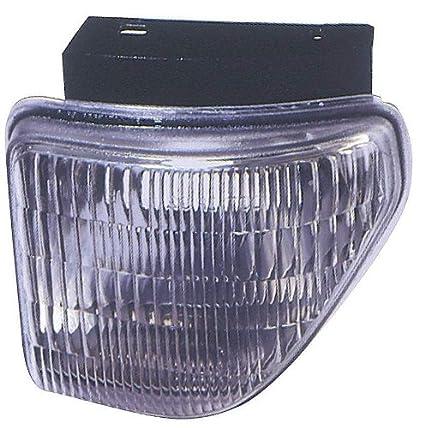 Depo 332-1640L-US-C Oldsmobile Cutlass Supreme Driver Side Replacement Parking//Signal Light Unit without Bulb