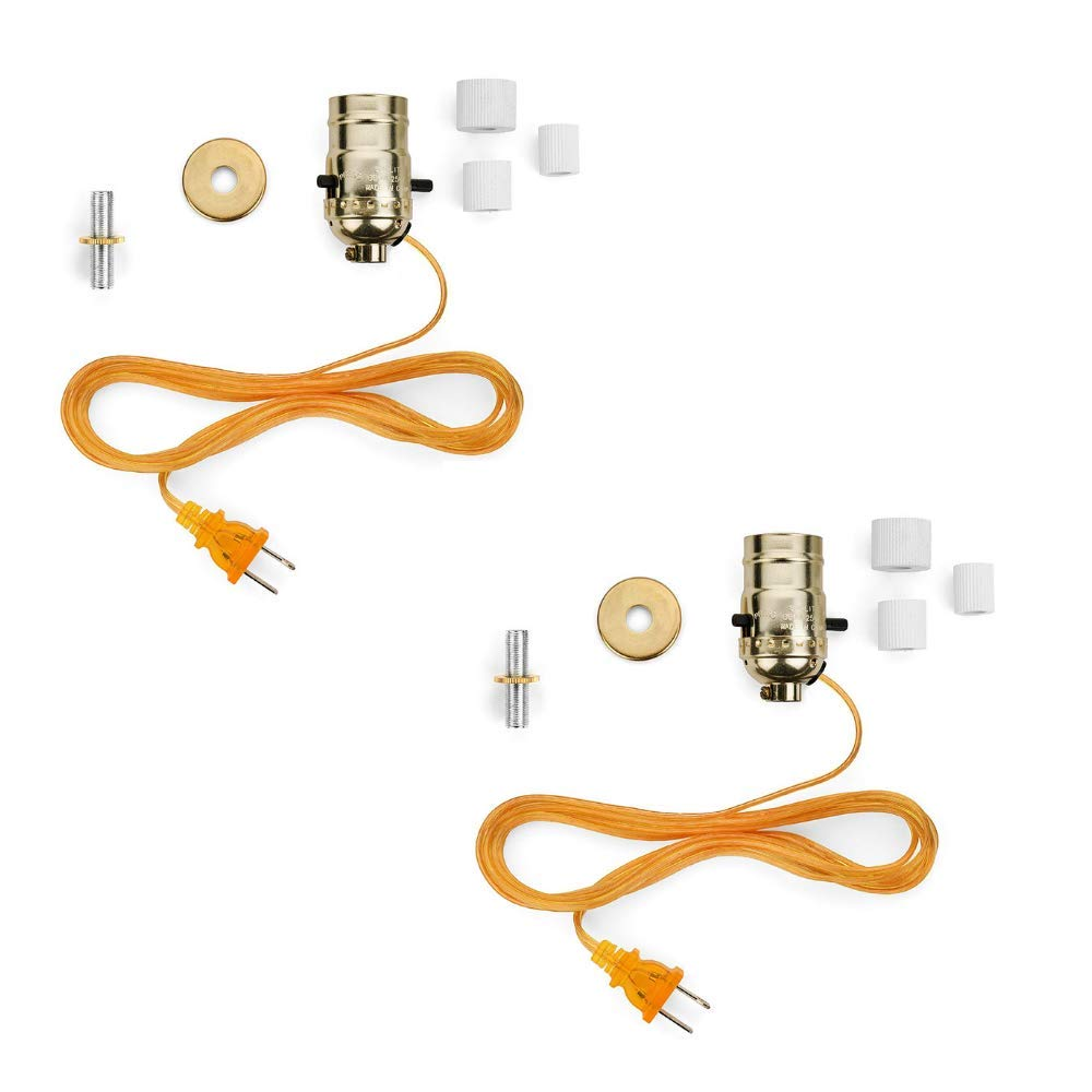 Diy Lamp Wiring Kits Not Lossing Diagram Cord Threaded Through A Being Rewired Bottle Kit Turn Wine Into With This Rh Sarvppratham Com Socket