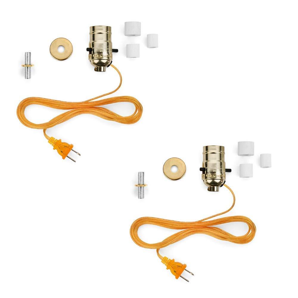 51FZyn4p03L._SL1000_ amazon com bottle lamp wiring kit turn a wine bottle into a lamp