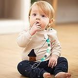 TYRY.HU Pacifier Clips Silicone Teething Beads