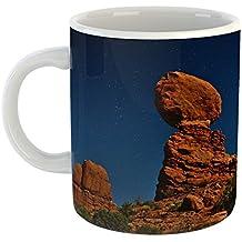 Westlake Art - Coffee Cup Mug - Sky Rock - Modern Picture Photography Artwork Home Office Birthday Gift - 11oz (*9m-e52-8b9)