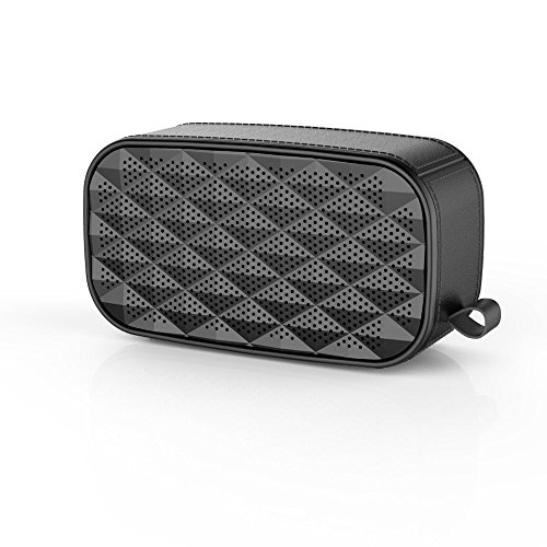 Portable Bluetooth Speakers-Anguo Wireless Waterproof Bluetooth Speakers Music Player for Camping, Beach, Sports