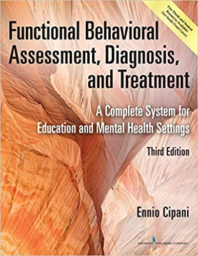 Functional Behavioral Assessment Diagnosis And Treatment Third
