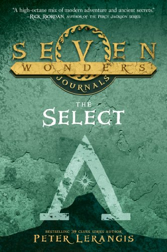 Amazon seven wonders journals the select ebook peter lerangis seven wonders journals the select by lerangis peter fandeluxe Gallery