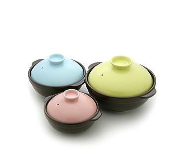Naturaleza Neoflam Eco cocinar cocina hornillo, porcelana libre resistente a las grietas de cerámica porcelana