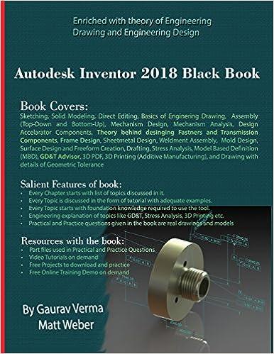 inventor tutorial manual ebook