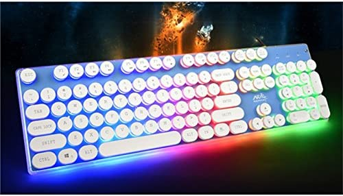 Blue Bridge Teclado Metal con retroiluminación USB Gaming ...