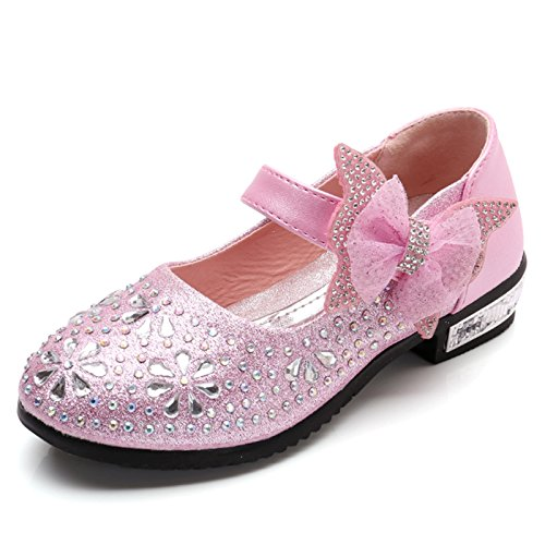 Kikiz Little Girl's Princess Dress Shoes