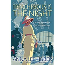 Treacherous Is the Night (A Verity Kent Mystery Book 2)