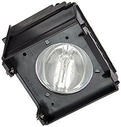 Generic replacement lamp for Toshiba 50HM66 / 50HM67 / 50HMX96 / 56HM16 / 56HM66 / 56HMX96 / 57HM117 / 57HM167 / 65HM117 / 65HM167 Projectors and TVs
