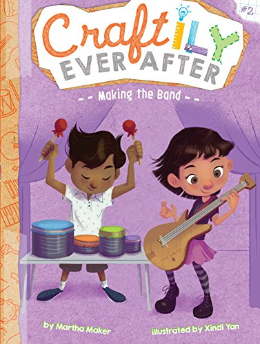 Making the Band (2) (Craftily Ever After) (Best American Series Ever)