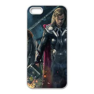 Hope-Store The Avengers Phone Case for iPhone 5S Case