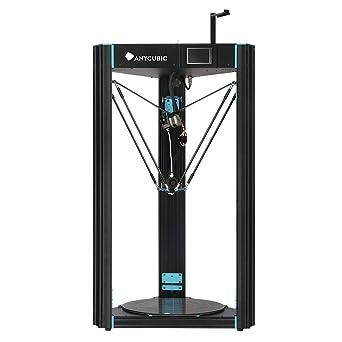 Amazon.com: Anycubic Delta Kossel Impresora 3D premontada ...