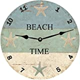 Starfish Beach Time Clock (10″) Review