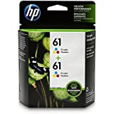 Best Sale Hp Cz074fn140 61 Tri color Ink Cartridge Ch562wn 2 Ink Cartridges