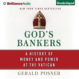 God's Bankers Audiobook
