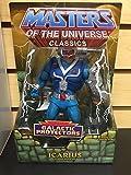 ICARIUS Masters of the Universe Classics 2011 Mattel MOTU Daring Space Ace