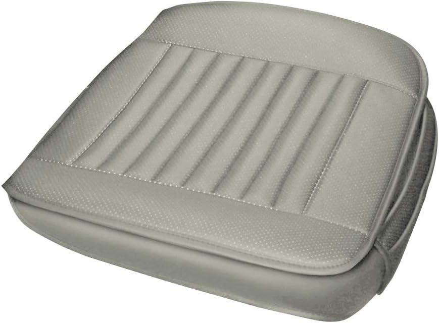 Approx Grey 19.69 x 20.87 qhtongliuhewu 1 x Car Seat Cushion Large Cushion Relief Cover Pad Mat Durable Use
