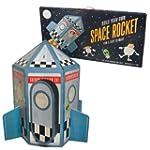 Space Rocket Fold Away Cardboard Play...