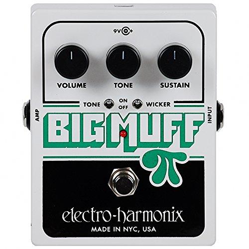 Electro-Harmonix Big Muff Pi with Tone Wicker Brand New!