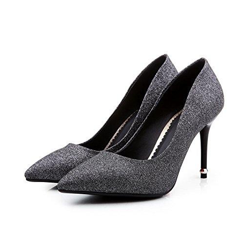 Vestir Mujer 1to9 Zapatos Negro Para De TxnS1Z