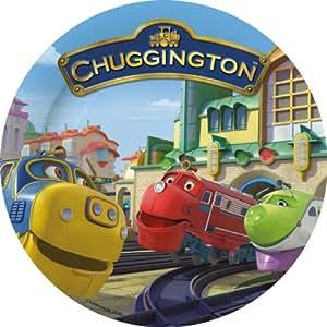 10 platos de postre chuggington™