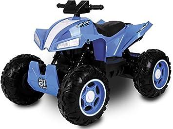 Color Trike 12 AzulAmazon Juegos esJuguetes De Quad V Ride Y Batería trChQdxs