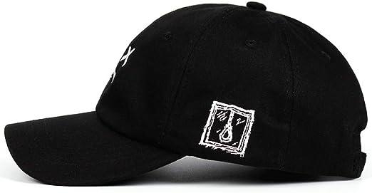 Fnito Baseball Cap Mode Cap QAnon Q in Flammen Baumwolle Stickerei Great Awkening Baseball Hut Papa H/üte Frauen M/änner Sommer Kappen Unisex Knochen