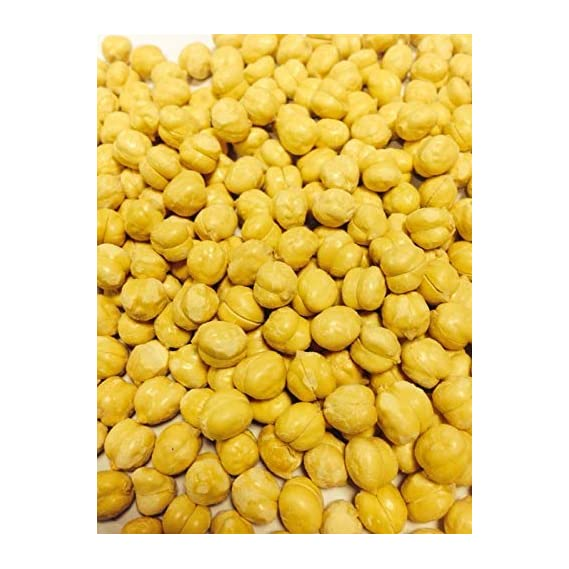 Dhawak Roasted Skin Removed Chana - 1800 GMS. | Chickpeas |
