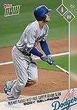 2017 Topps Now Cody Bellinger Hits First 1st Career Grand Slam Los Angeles Dodgers Baseball Card #116