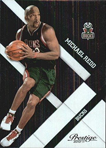 2010-11 Prestige Prestigious Pros Green #22 Michael Redd /499 - NM-MT (Green Michael Redd 22)