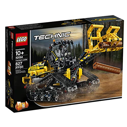 51Fa22iCdgL - LEGO Technic Tracked Loader 42094 Building Kit , New 2019 (827 Piece)