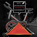 Cyclette-Indoor-Ciclismo-Bike-Belt-Drive-Bicicletta-Magnetica-Stazionaria-con-Trasmissione-A-Cinghia-Silenziosa-E-Livelli-di-Resistenza-Infiniti-per-Home-Studio-Salute-Fitness