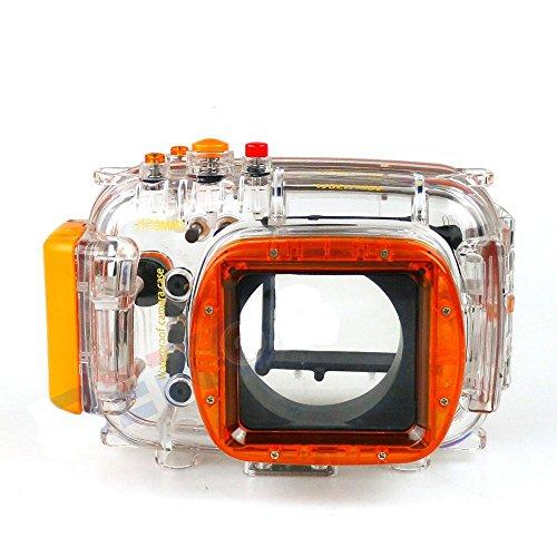 40M Underwater Housing Camera Case For Nikon J1 - 2